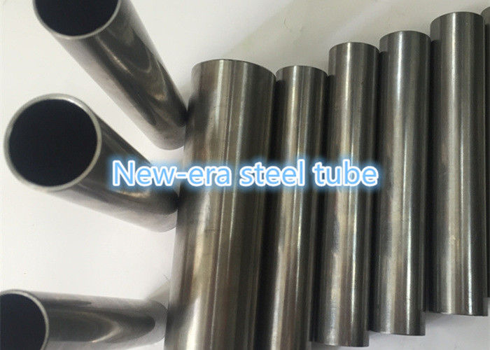 High Precision Seamless Mechanical Tubing Cold Rolled Process 4130 / 4140 Material